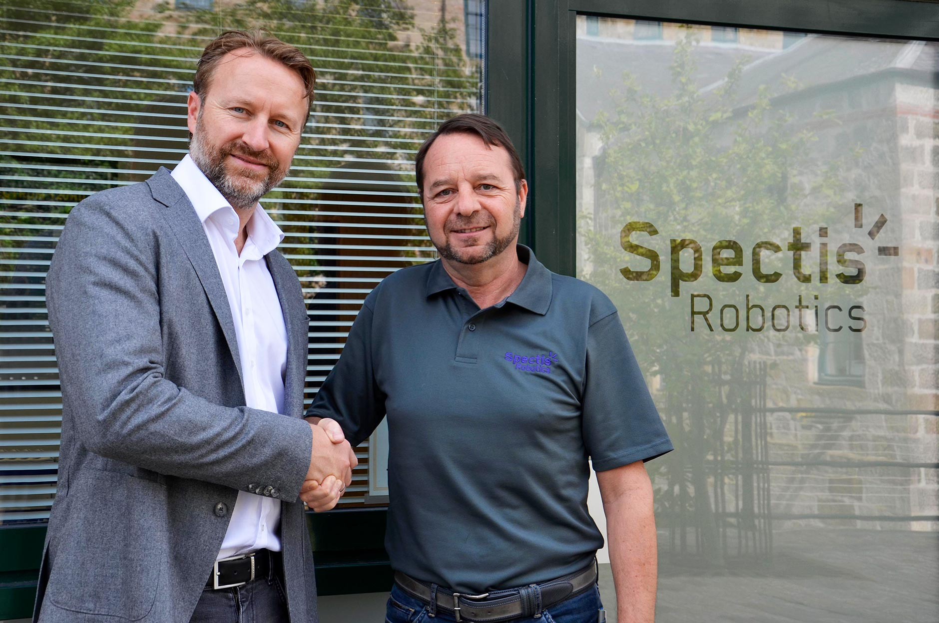 Spectis Robotics agrees international partnerships to add value to market