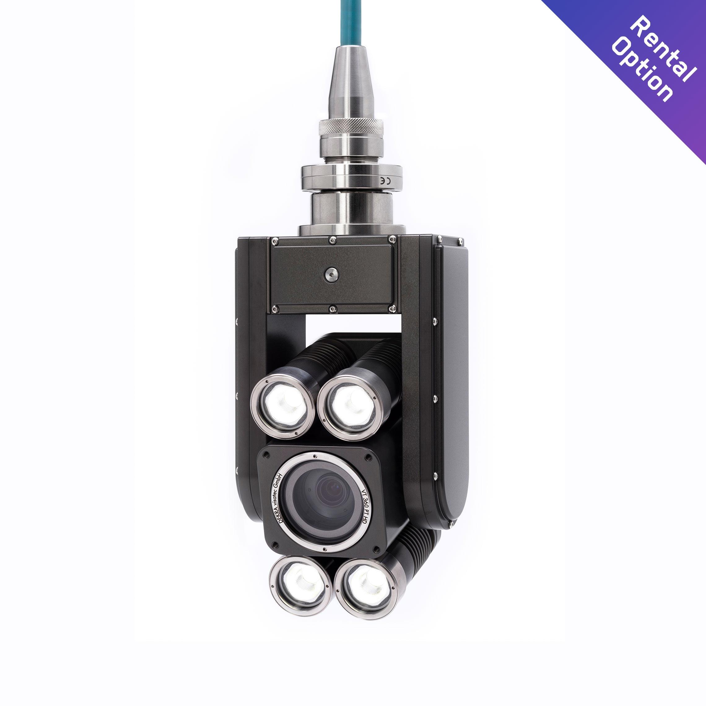 VT360 PTZ Inspection Camera